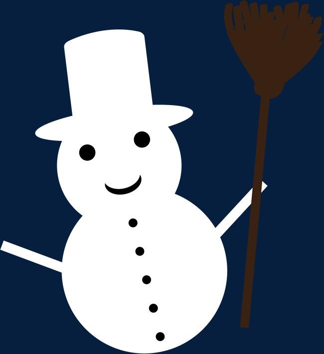 650x711 White Snowman, Yeti Yeti, Smiling Face, Cute Snowman Png Image