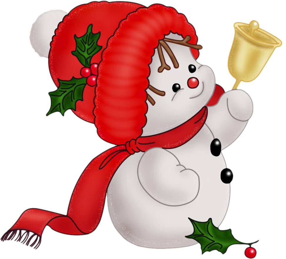 Snowmen At Night Clipart At Getdrawings Com Free For Personal Use