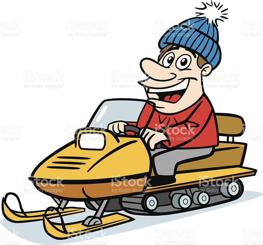 1024x955 Animated Snowmobile Clipart Free Images