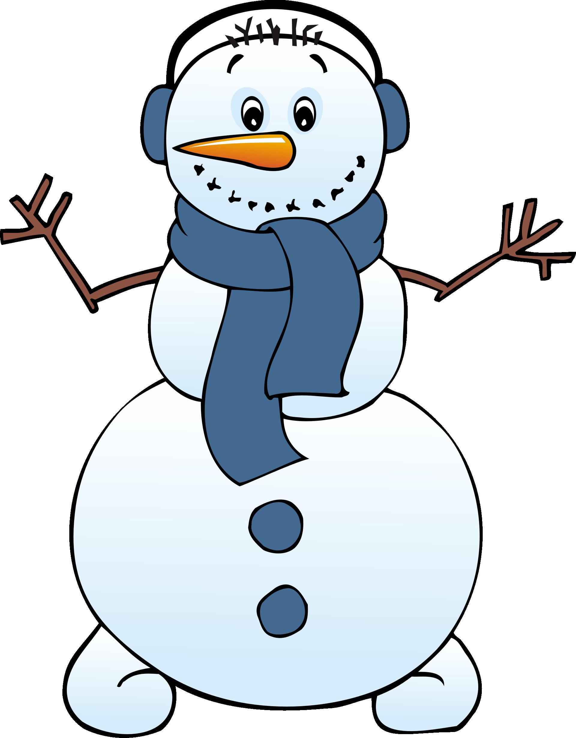 1920x2459 Cute Snowman Clip Art Free Clipart Cliparts That Stuning Snow Men