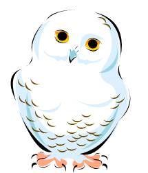 215x252 Snowy Owl Clip Art Snowy Owl Christmas Decor