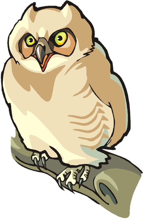 491x750 Free Owl Clipart