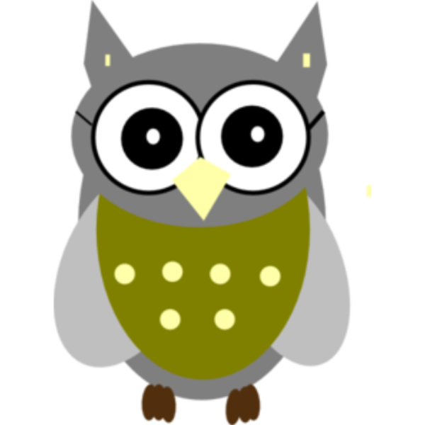 600x600 Owl Md Free Images