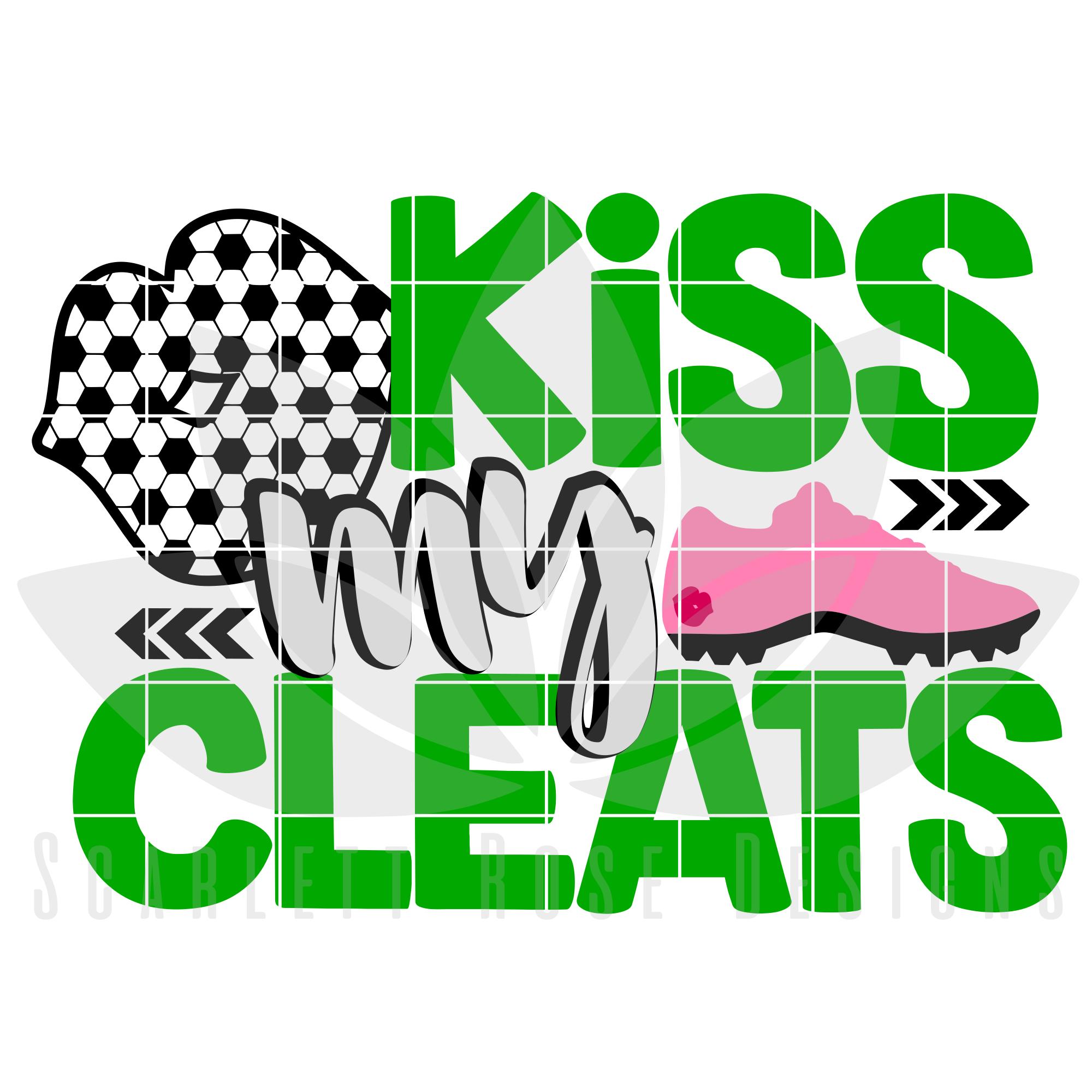 2000x2000 Kiss My Cleats