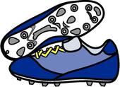 170x123 14 Soccer Shoe Vector Art Free Images