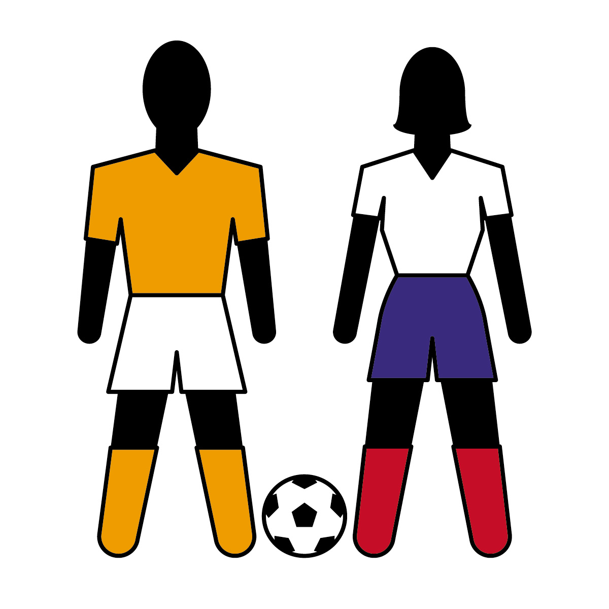 1200x1200 Boy Clipart Soccer Player