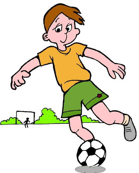 579x720 Cartoon Clipart Free Soccer Cartoons Clip Art
