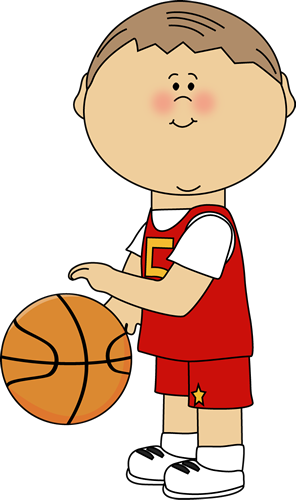 296x500 Top 74 Basketball Player Clip Art