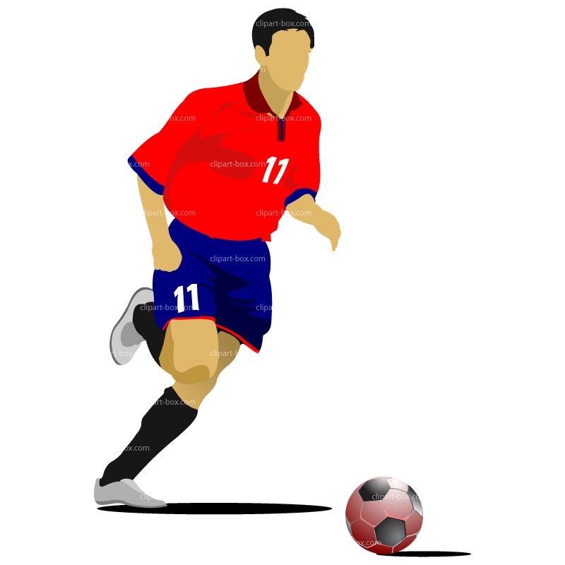 800x800 Soccer Player Clip Art Clipartlook