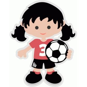 300x300 7 Best Futbol Images On Drawing Girls, Appliques