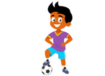 soccer player clipart at getdrawings com free for personal use rh getdrawings com soccer player images clipart soccer player clipart gif