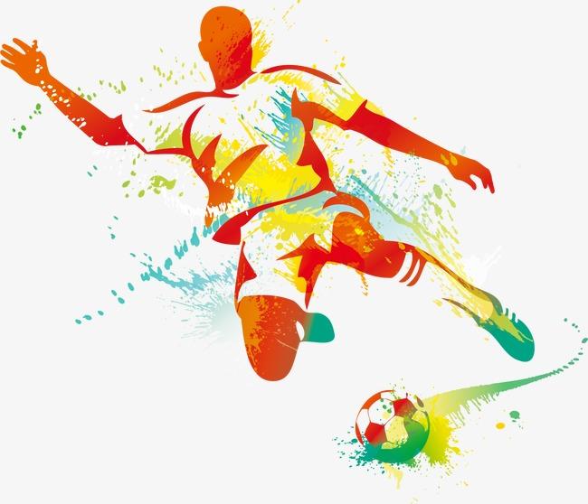 650x558 Soccer Player, Football, Football, Shooting Png And Vector