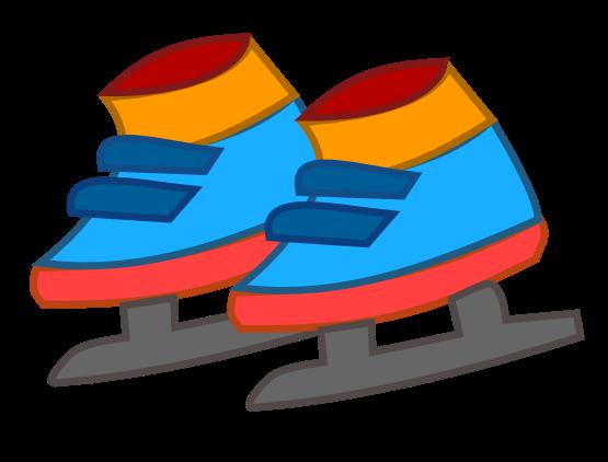 555x422 Shoes Clip Art