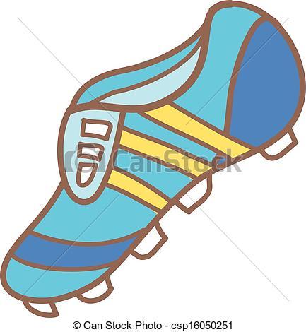 433x470 Boots Clipart Football