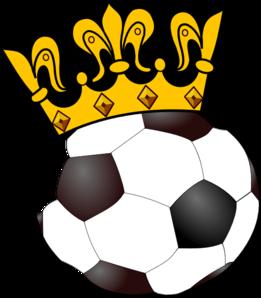 261x298 Soccer Ball Clipart