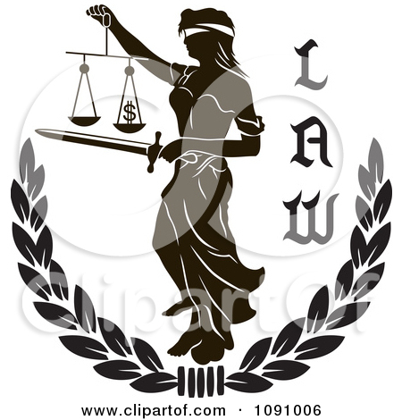 450x470 Lady Of Justice Clipart
