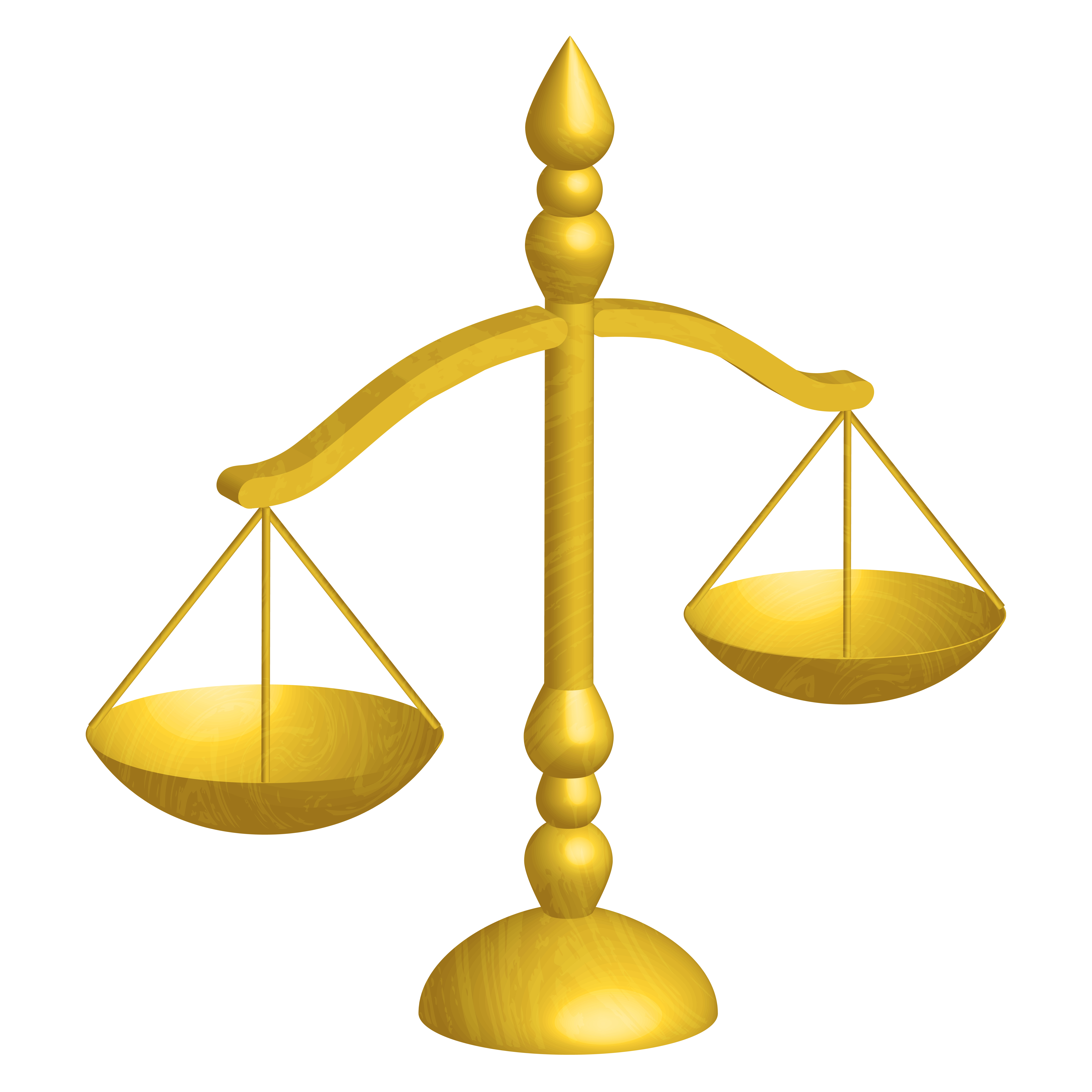 6866x6866 Scales Of Justice Clip Art Free Collection Download And Share
