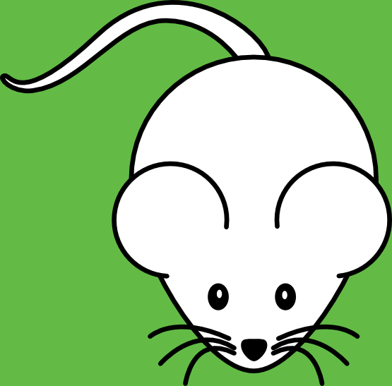 555x547 Clip Art Lemmling Simple Mouse Insert Tiger
