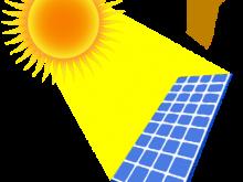 220x165 Solar Panel Clipart Free Solar Panel Clip Art Social Media Clipart