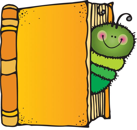 550x522 Image Of Bookworm Clipart