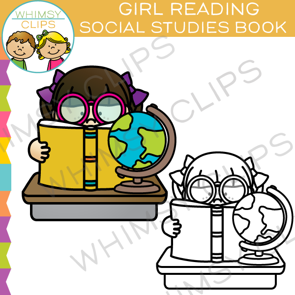 600x600 Social Studies Clip Art , Images Amp Illustrations Whimsy Clips