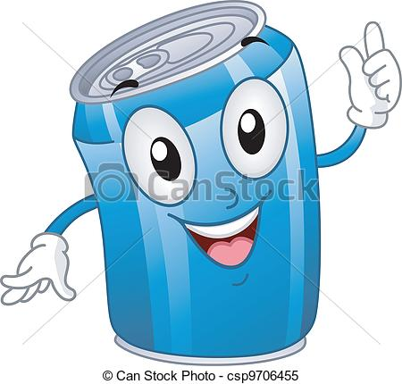 450x430 Drink Can Vector Clip Art Royalty Free. 9,106 Drink Can Clipart
