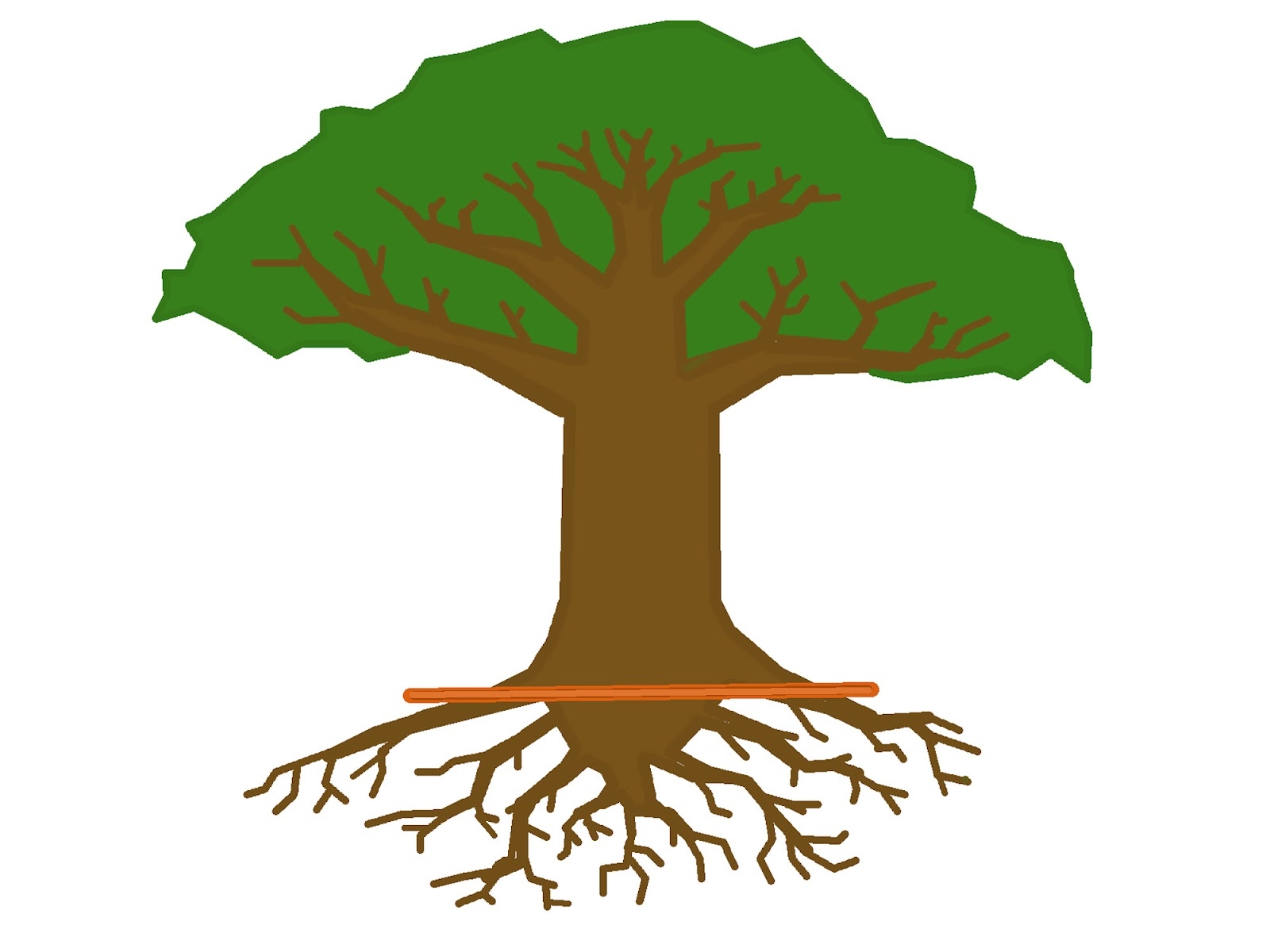 1600x1200 Clipart Tree Roots Cliparts Free Download Clip Art