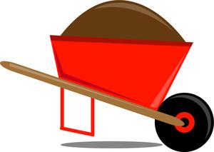 300x213 Free Wheelbarrow Clipart Image 0515 1104 0520 4426 Garden Clipart