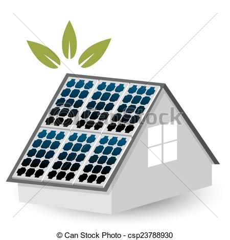 450x470 An Image Of A Solar Panels Icon. Vectors
