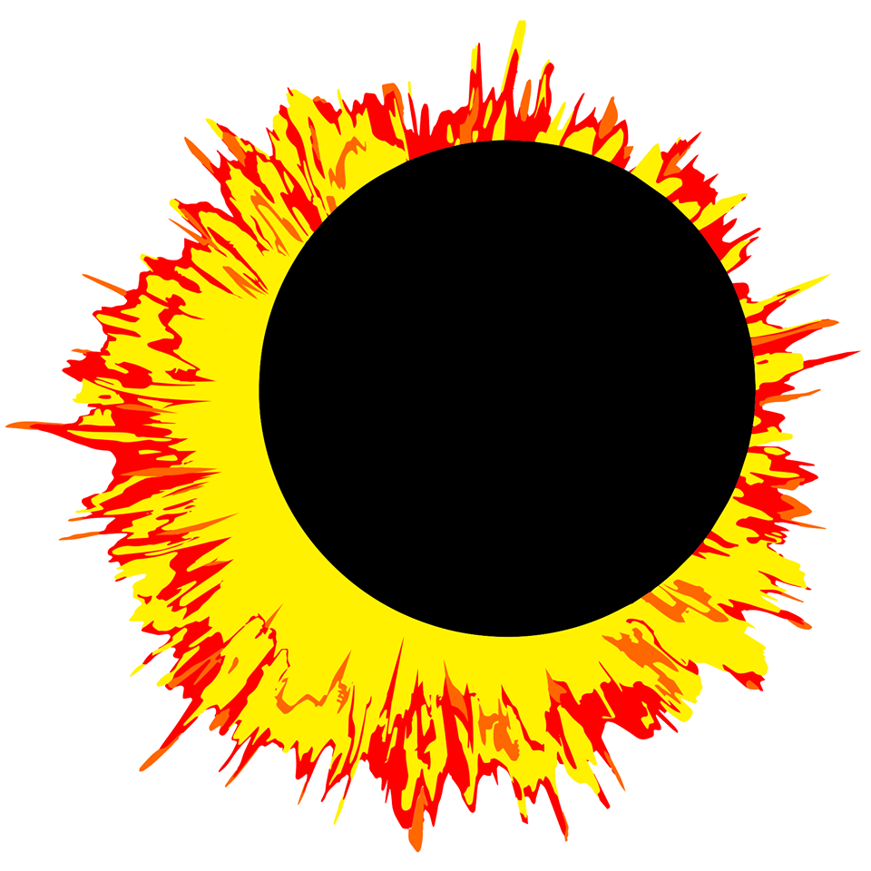 960x960 Solar Eclipse Phenomenon!