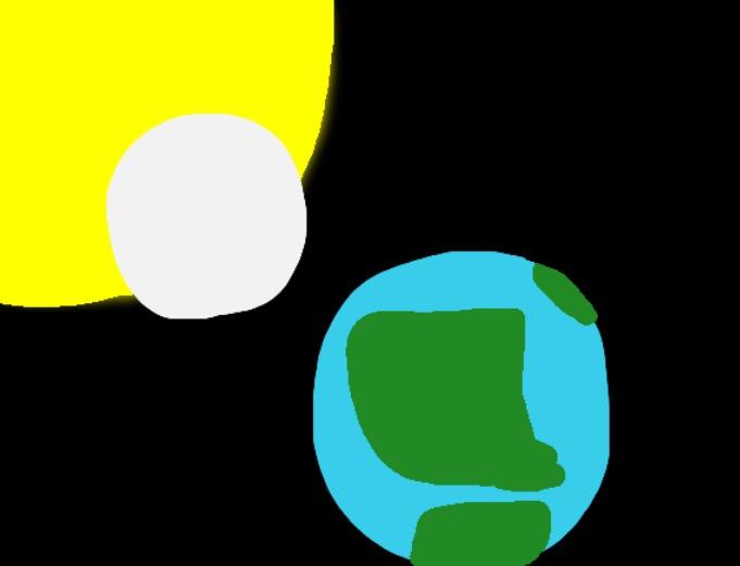 681x521 Solar Eclipse 2017 By Beanie122001