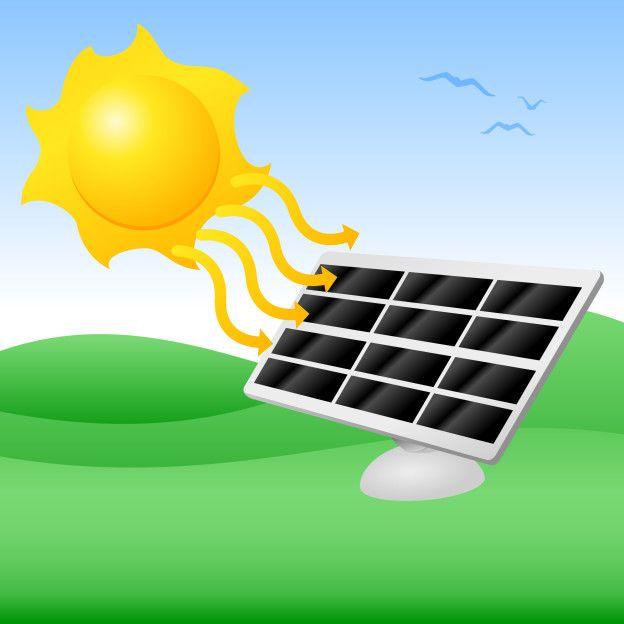 Solar Energy Clipart