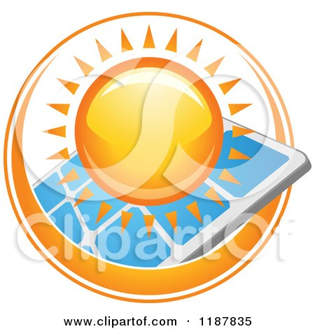 450x470 Royalty Free (Rf) Solar Panel Clipart, Illustrations, Vector