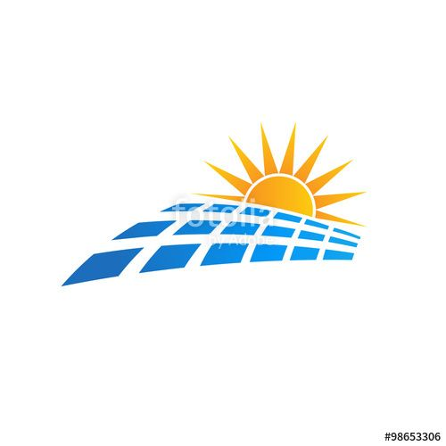 Solar Power Clipart