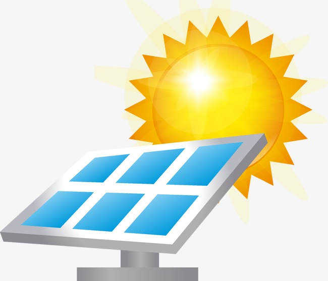 650x557 Solar, Panel, Energy Saving Png And Vector For Free Download