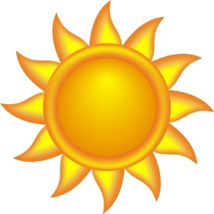 425x425 Sun Vector Clip Art Clipart A Little Sun Child Care
