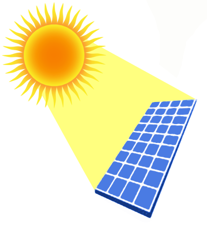 404x445 Collection Of Solar Energy Panels Clipart High Quality, Free