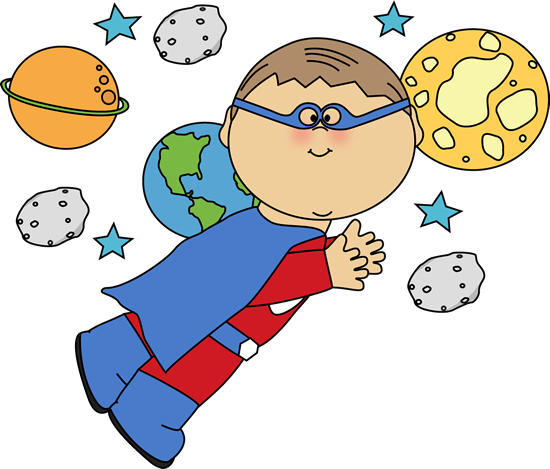 550x469 Our Solar System Clipart