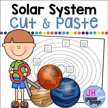 350x350 Planet Cut And Paste Teaching Resources Teachers Pay Teachers