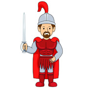 195x181 Free Medieval Clipart