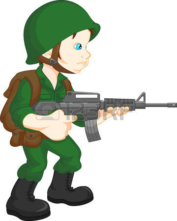 360x450 Army Soldier Clipart, Explore Pictures