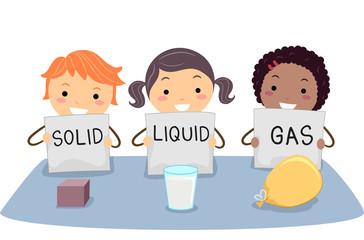 364x240 Teaching Materials Solid Liquid Gas Molecules Illustration