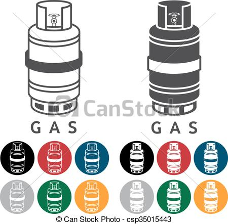 450x443 Gas Bottles Vector Clip Art Illustrations. 1,988 Gas Bottles