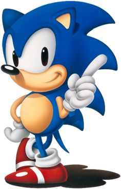 236x368 Sonic The Hedgehog Clipart Animation Free Collection Download