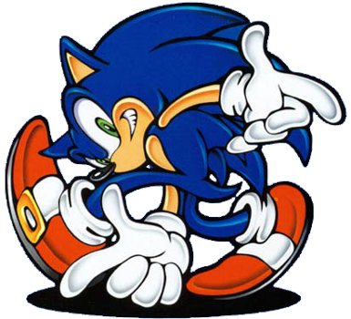 385x350 Sonic The Hedgehog Graphics Clipart Panda