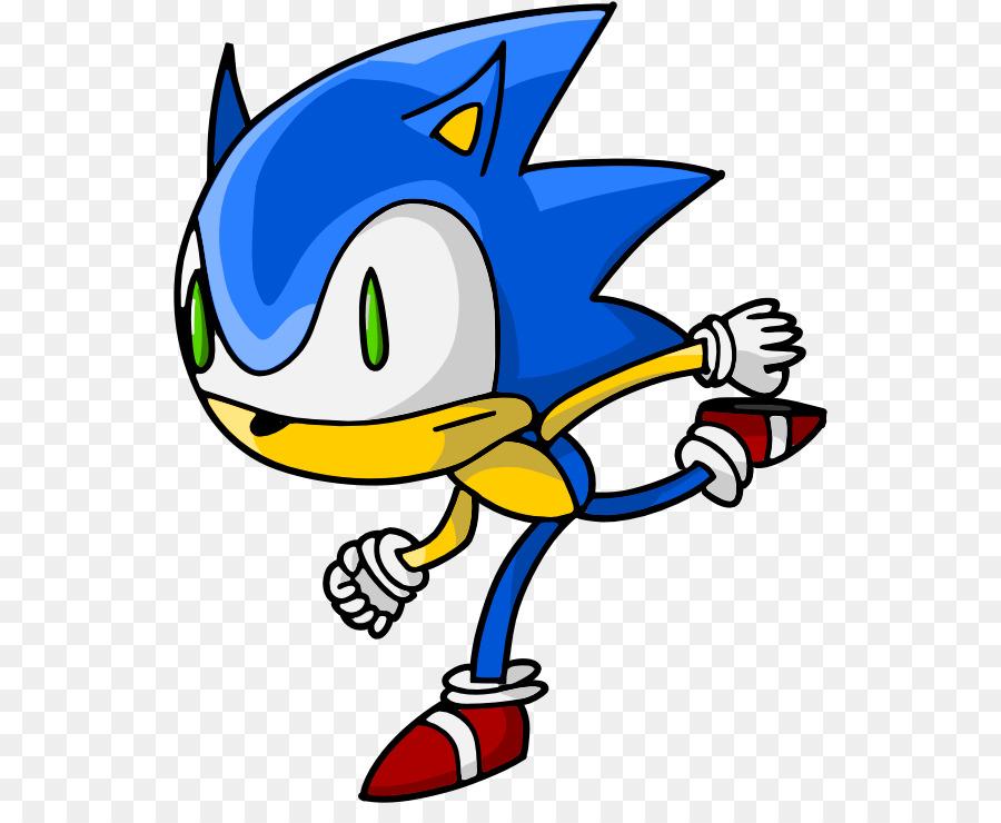 900x740 Sonic The Hedgehog Inkscape Art Clip Art