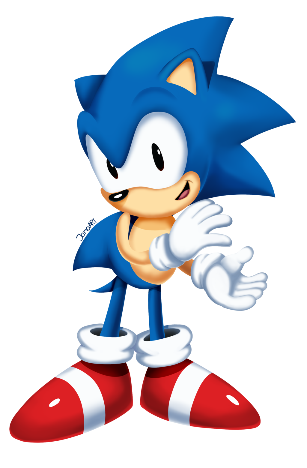 1024x1560 Sonic The Hedgehog Favourites By Miketheelephantbrony