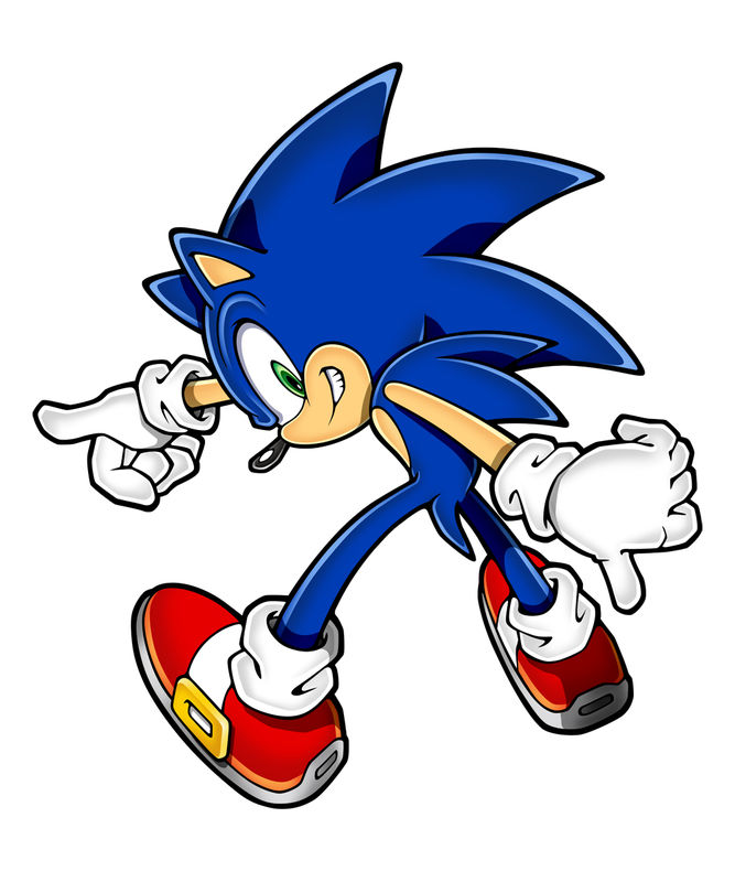667x800 Sonic The Hedgehog Screenshots, Images And Pictures