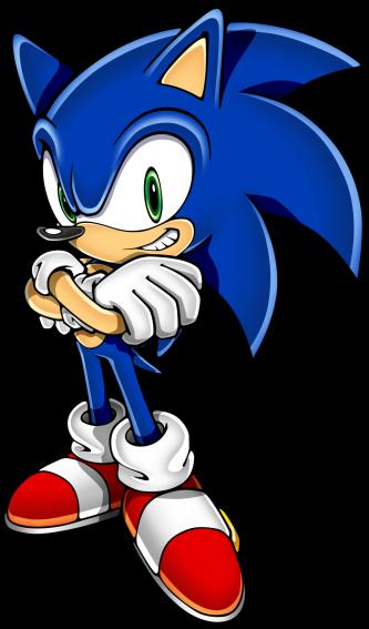 333x567 Sonic Clipart Clipartpen
