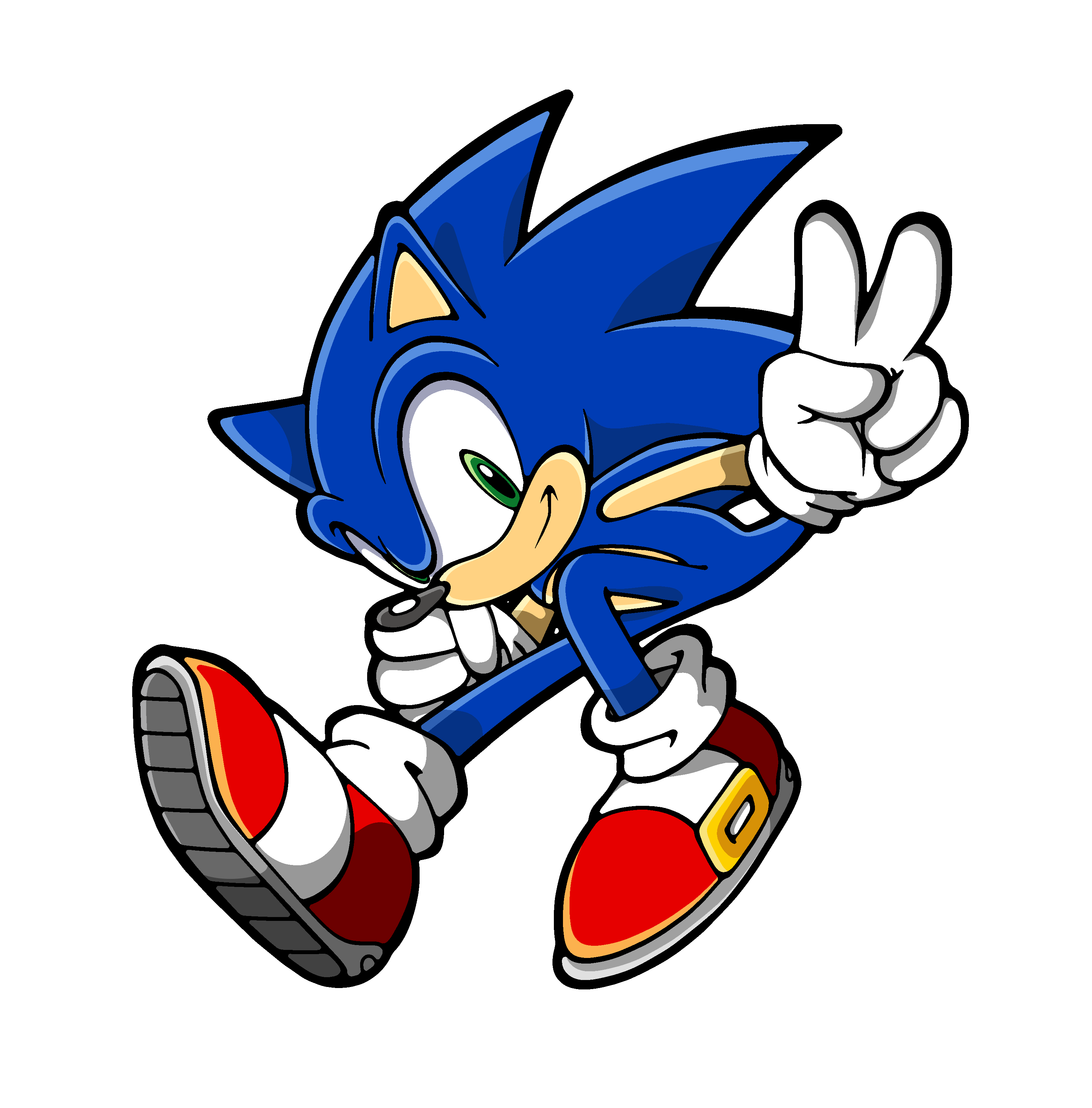 3123x3168 Sonic The Hedgehog Png Free Download
